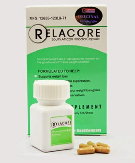 Thuốc giảm béo Relacore