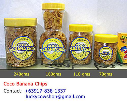coco banana chips
