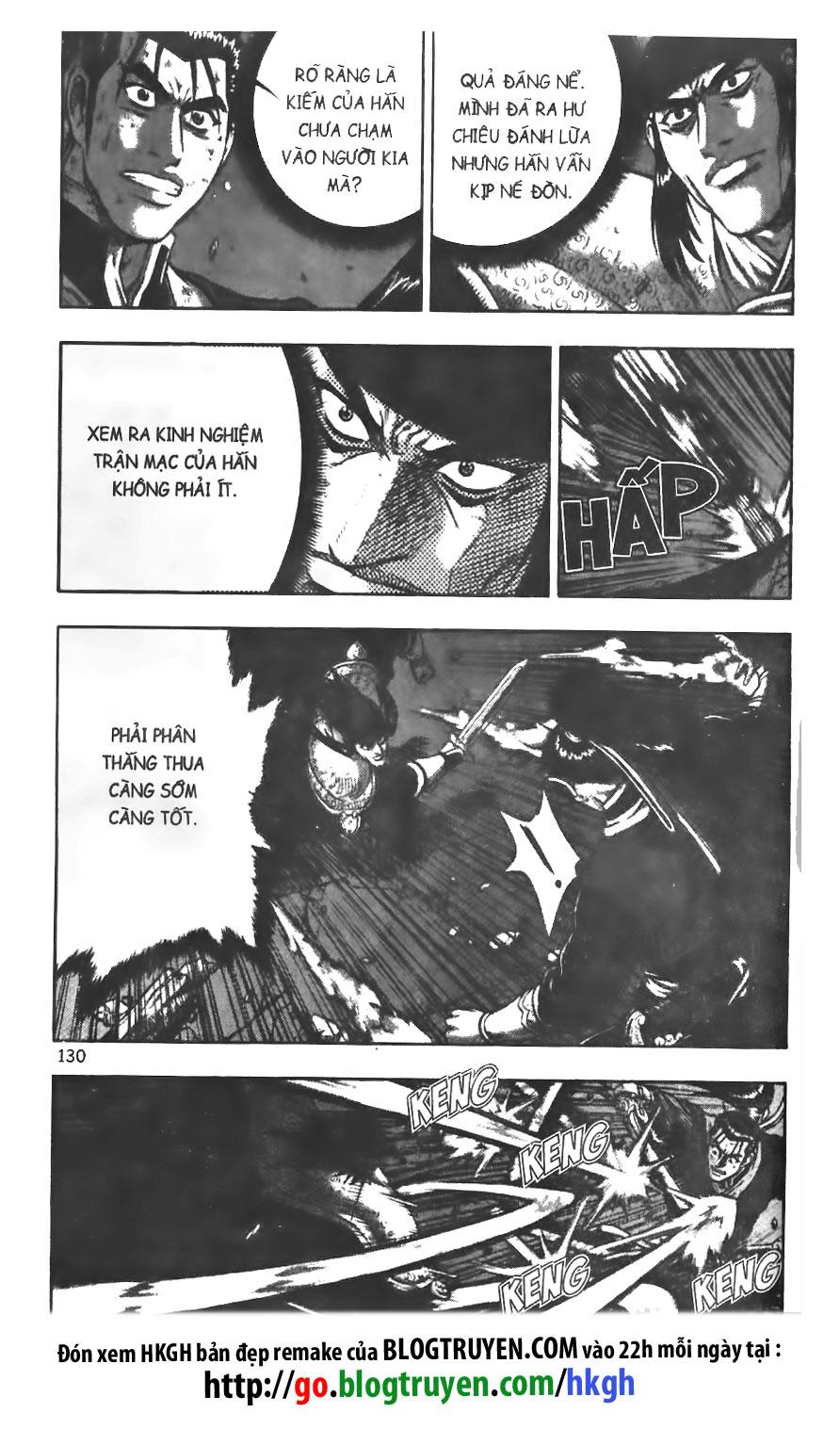 Hiệp Khách Giang Hồ chap 345 Trang 21 - Mangak.info