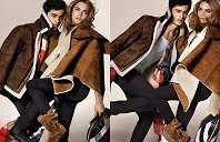 BURBERRY FW2014/15 Ad Campaign