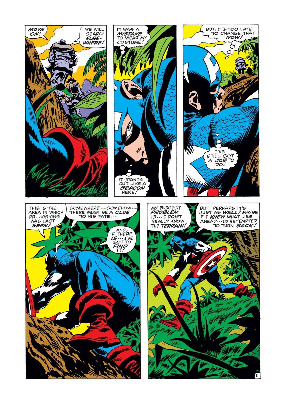 Captain America (1968) Issue #125 #39 - English 12
