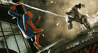 The Amazing Spiderman WII