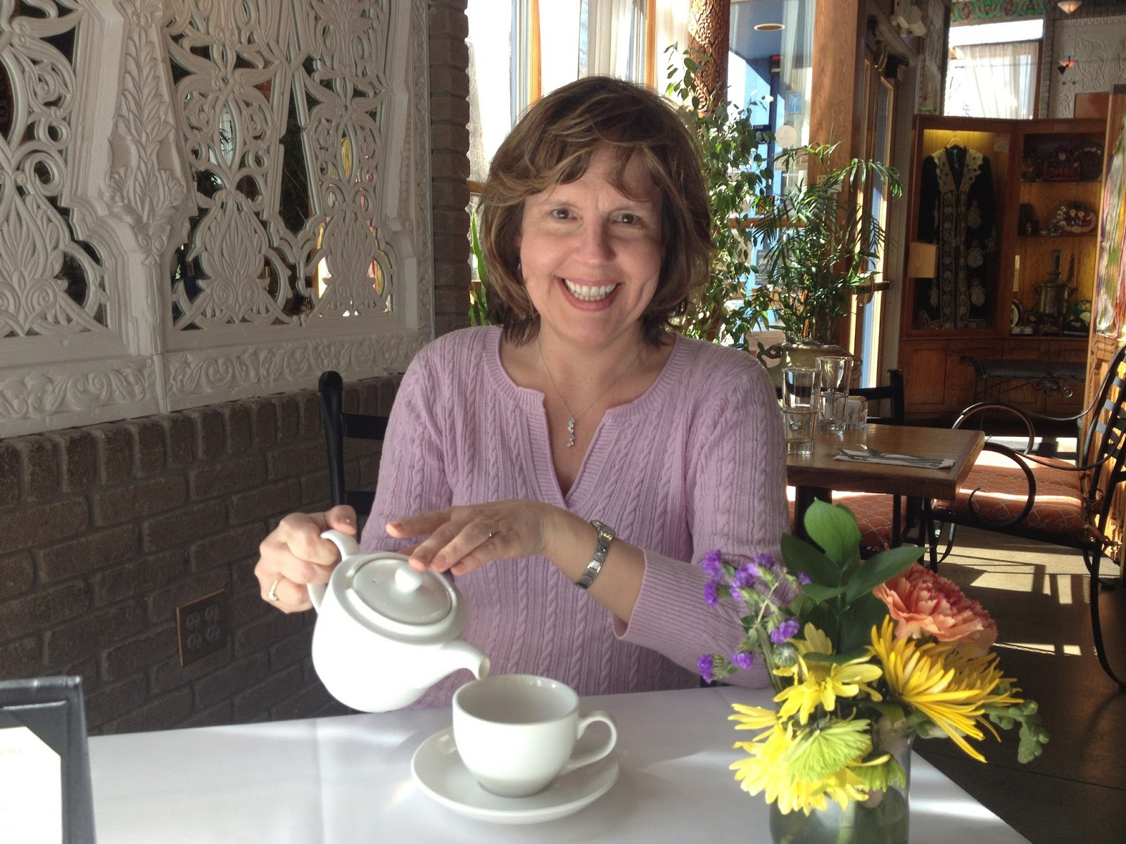 The Tea Room Boulder City