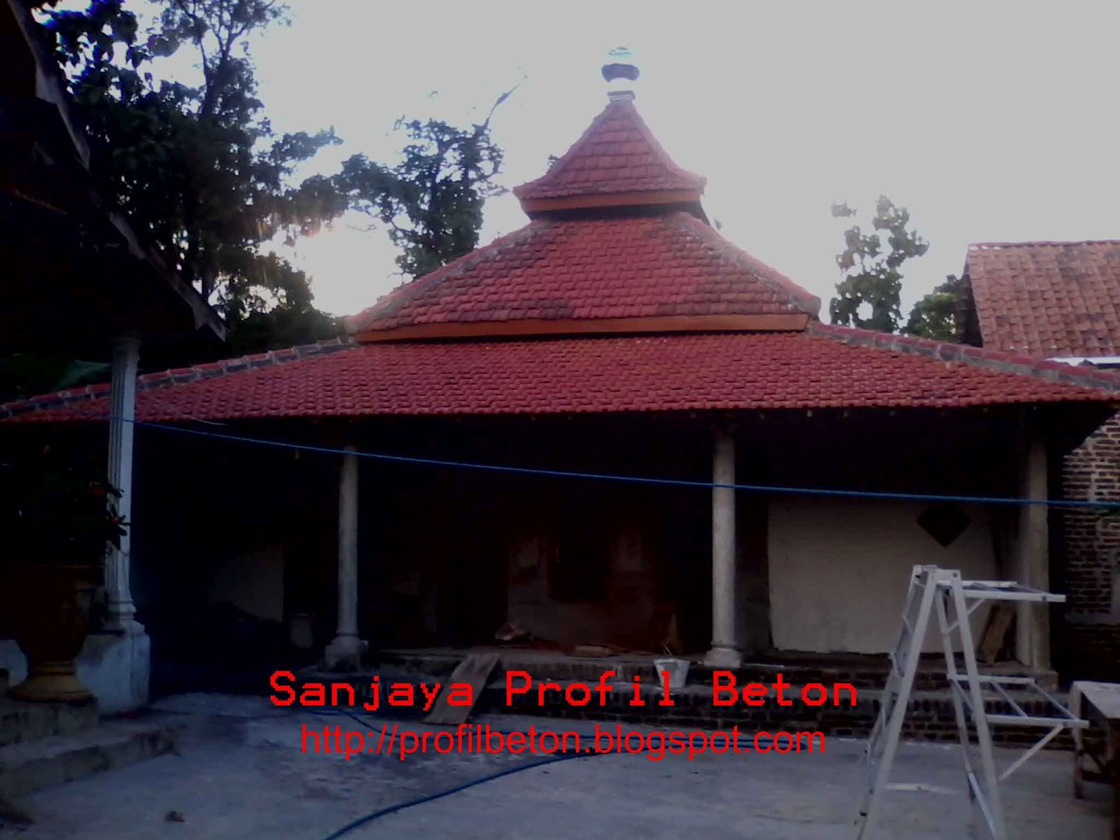 sanjaya profil beton maret 2012