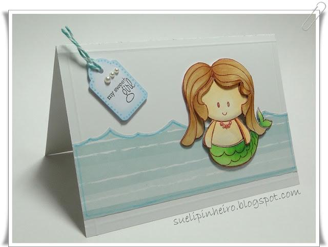 Tarjeta con Sirena