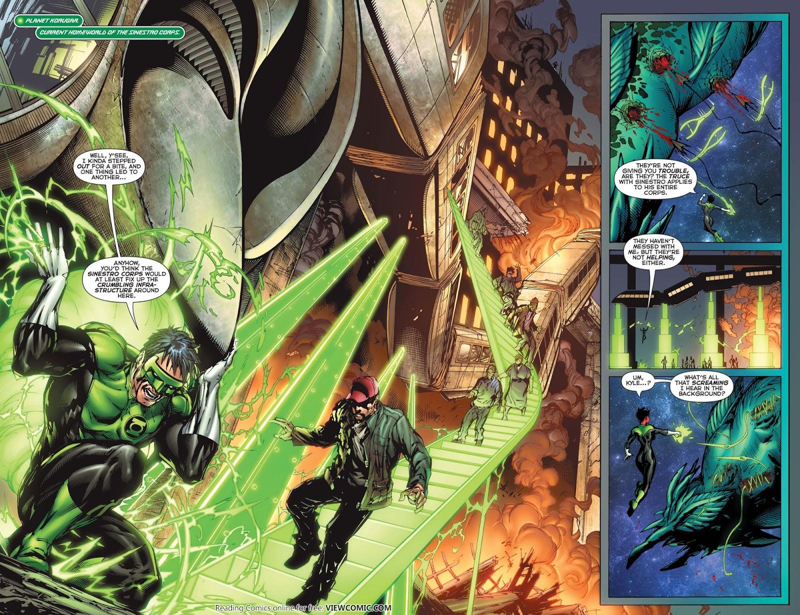 green lantern corps v2 053 2010 vietcomic net reading comics for free