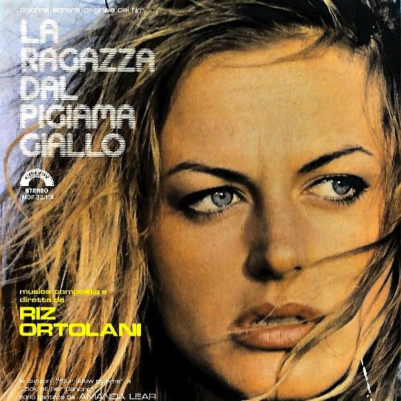 Riz Ortolani La Ragazza Dal Pigiama Giallo Colonna Sonora Originale Del Film