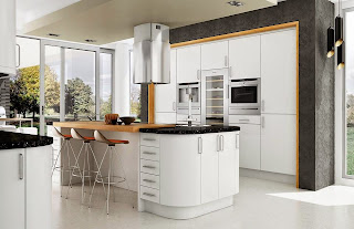 Kitchen designers North Wales