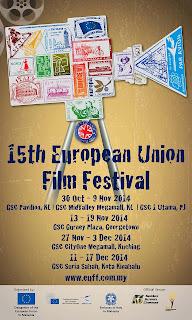 EUFF 2014 Malaysia Poster