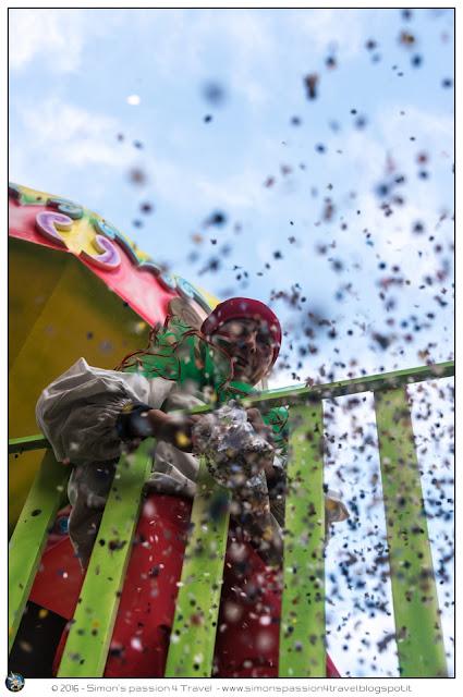 Carnevale cantù coriandoli
