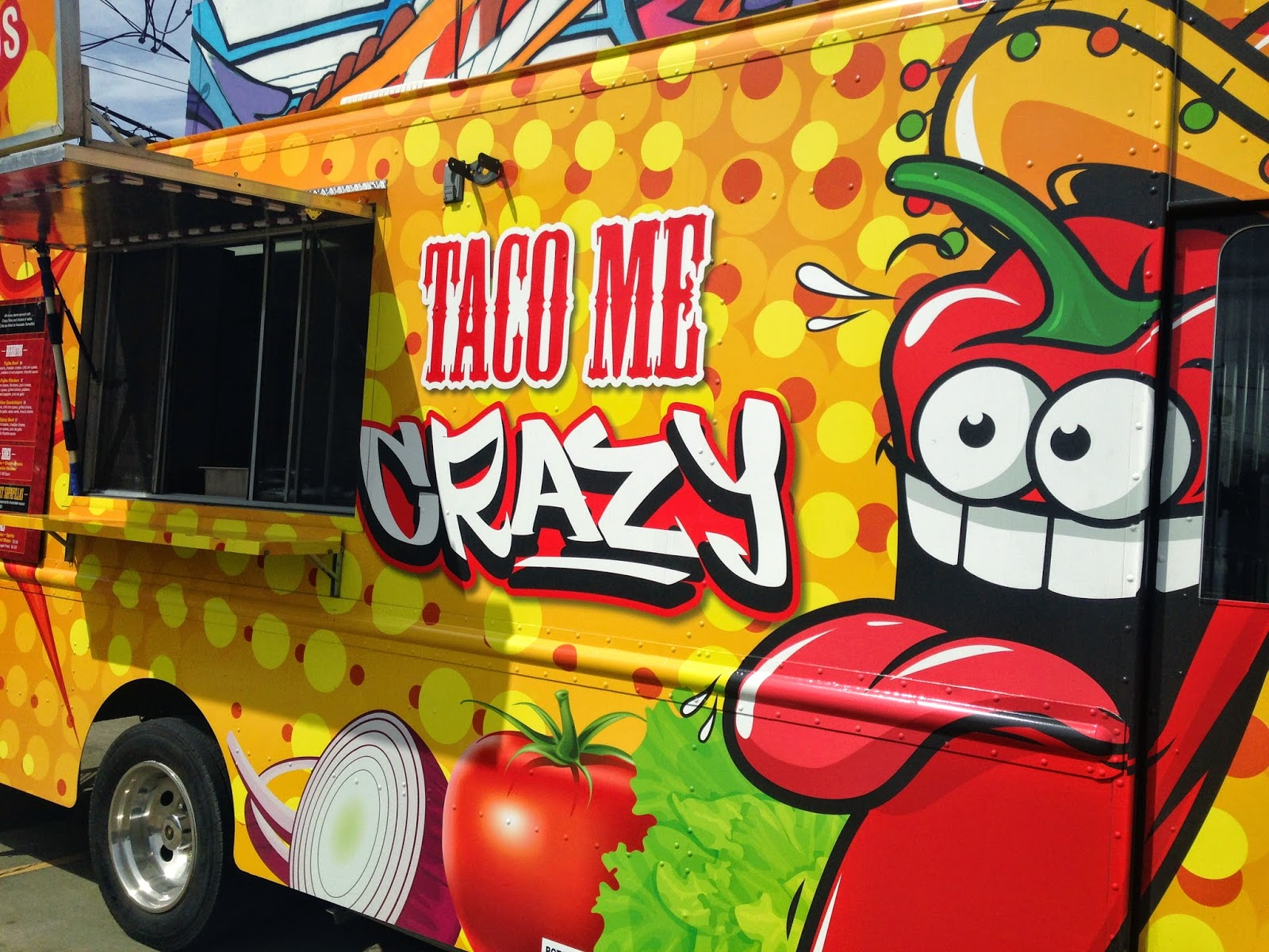 Taco Me Crazy Food Truck, Houston TX