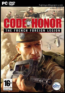 Code of Honor the French Foreign Legion PC