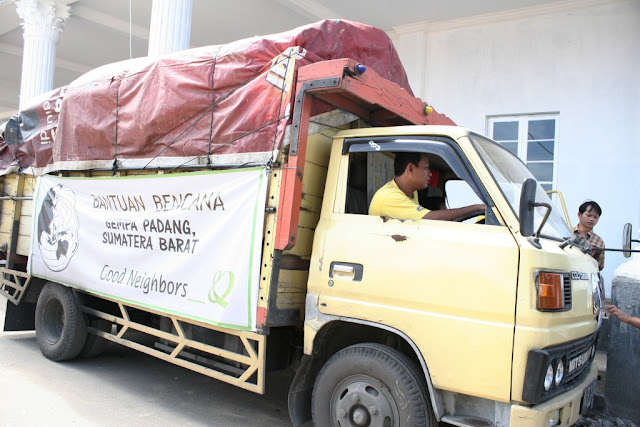 30 Truk dan 13 Heli Dikerahkan Untuk Percepat Distribusi Bantuan
