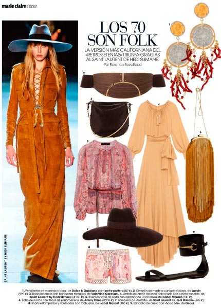 looks de moda primavera verano 2013-2014