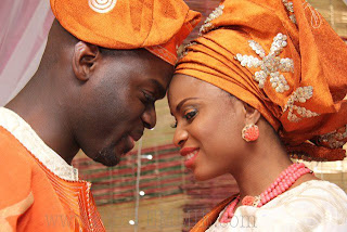 Nigerian wedding engagement