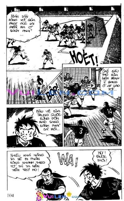 Jindodinho - Đường Dẫn Đến Khung Thành III Tập 55 page 104 Congtruyen24h