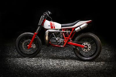 Bultaco Astro 360 ´76 by Freeride Motos