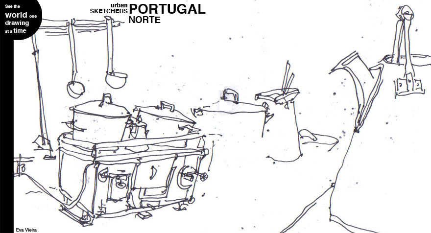 Urban Sketchers Portugal - Norte