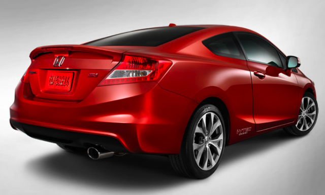 2012 Honda Civic SI Coupe Reviews and Get Guide Owners Manual