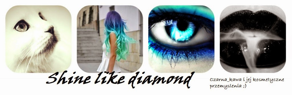 Shine like diamond
