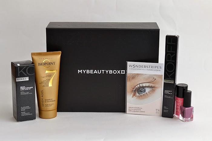 my beauty box febbraio