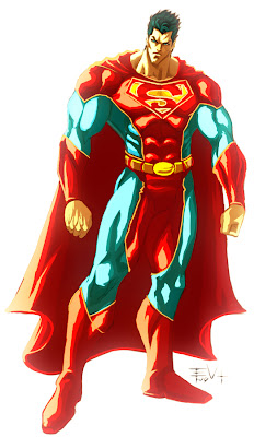 Anime Superman