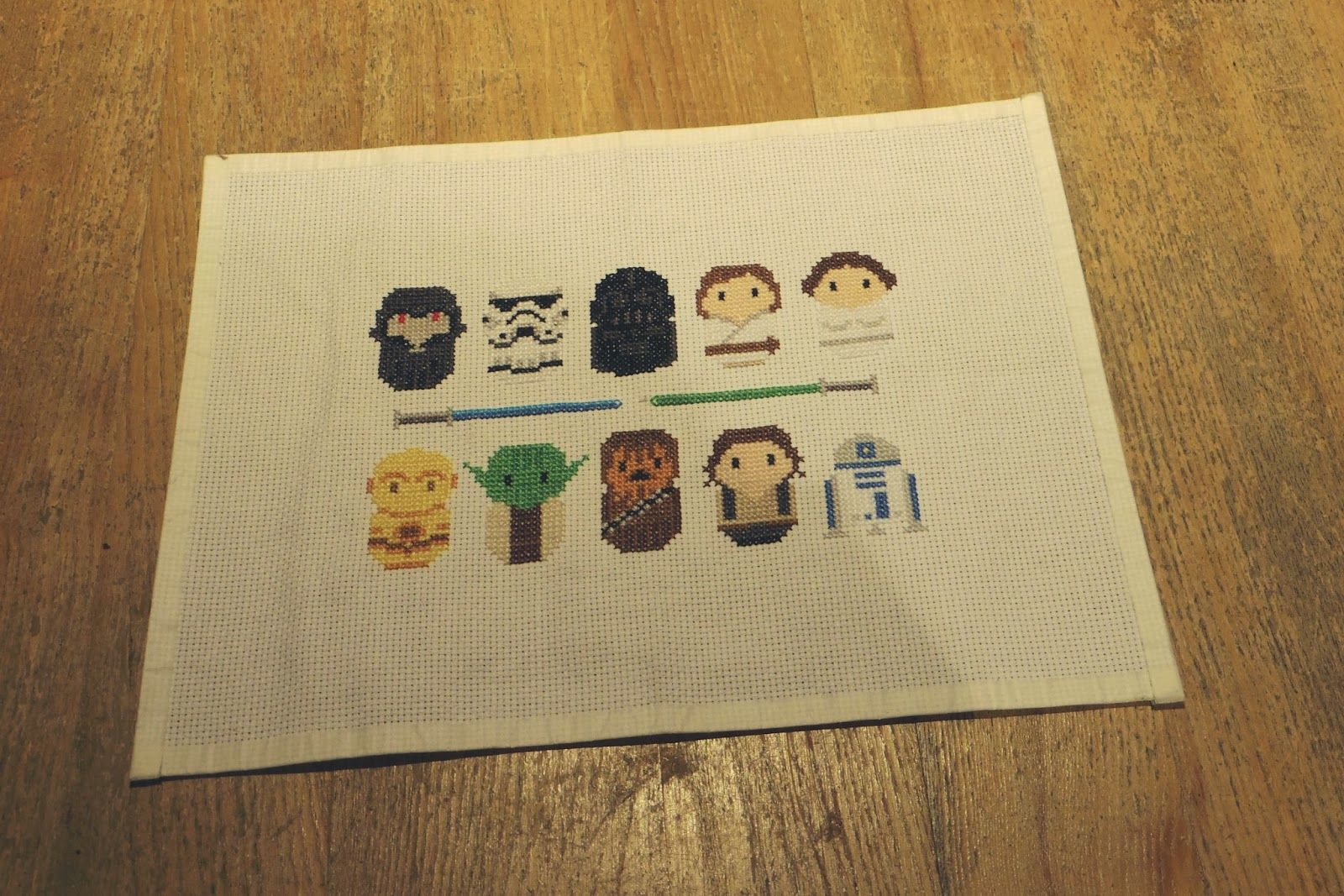 juliaevans cross stitch star wars cross stitch star wars
