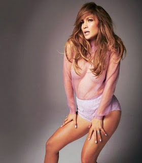 Jennifer Lopez Glamour UK Magazine Photoshoot March 2014 By Kai Z Feng