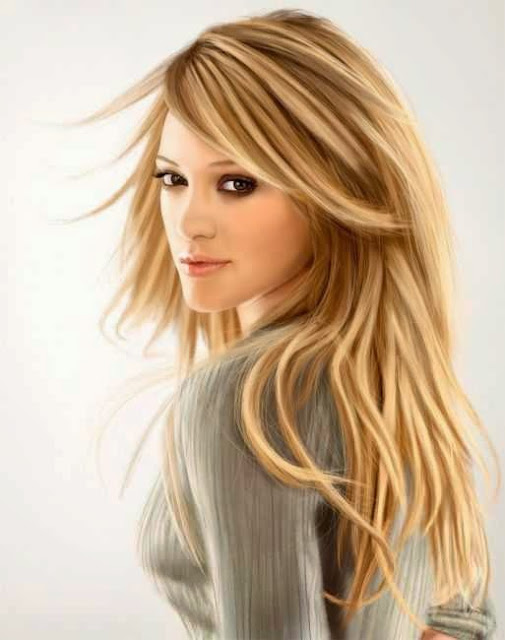 Gambar Hilary Duff
