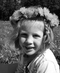 Min datter Emilie