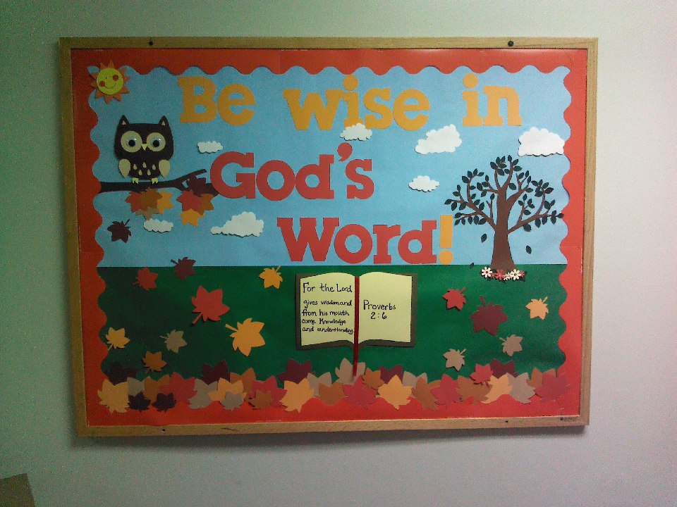 Melissa Crafts With Cricut Fall Bulletin Board