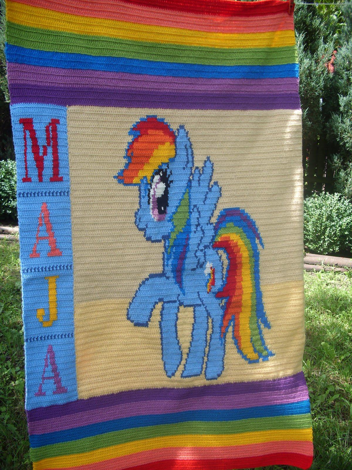 Kocyk Pony