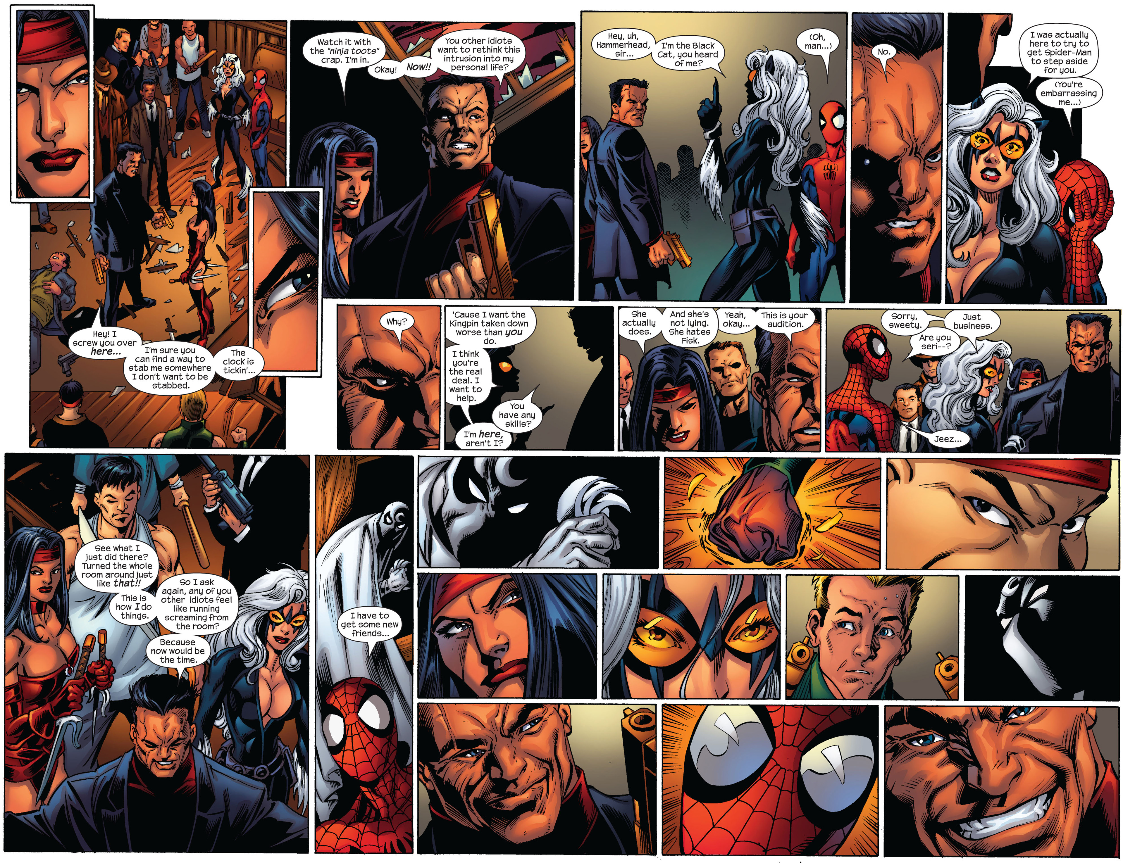 Ultimate Spider-Man (2000) Issue #84 #88 - English 4
