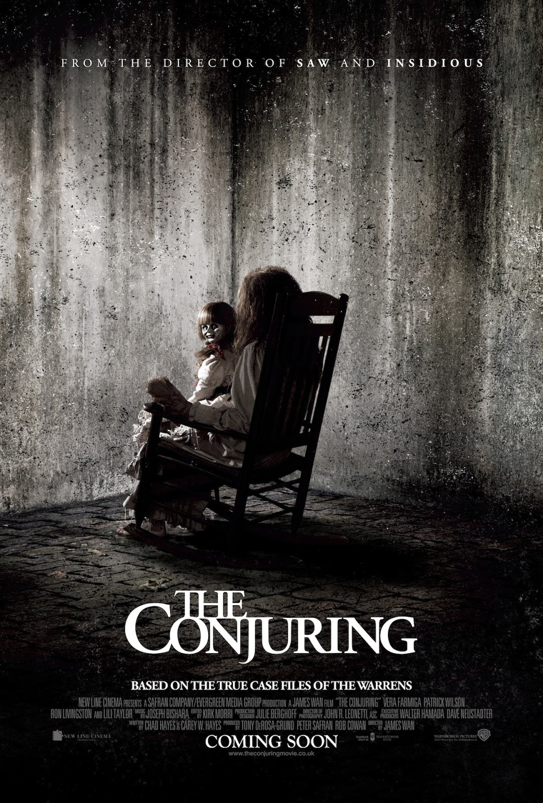 Conjuring : Les dossiers Warren streaming vf