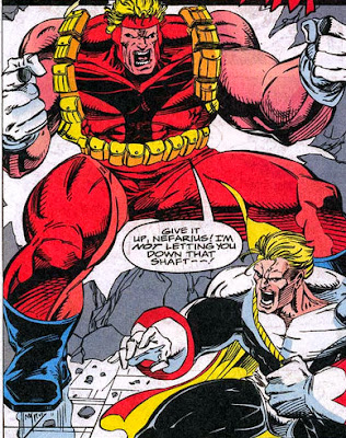 Avengers Unplugged Nefarius Hank Pym