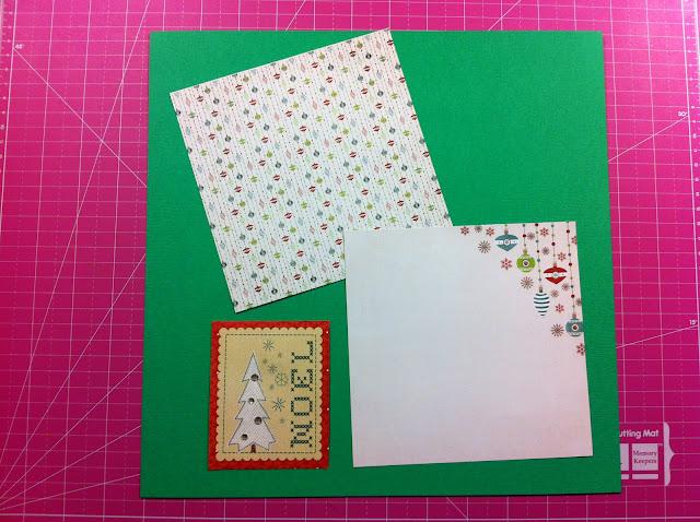 scrapbook-paper-christmas-rhinestone