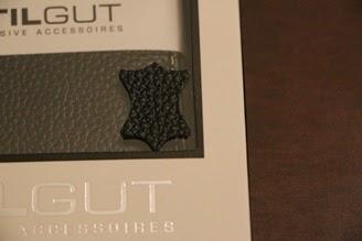 custodia Galaxy S6 StilGut in pelle, book type