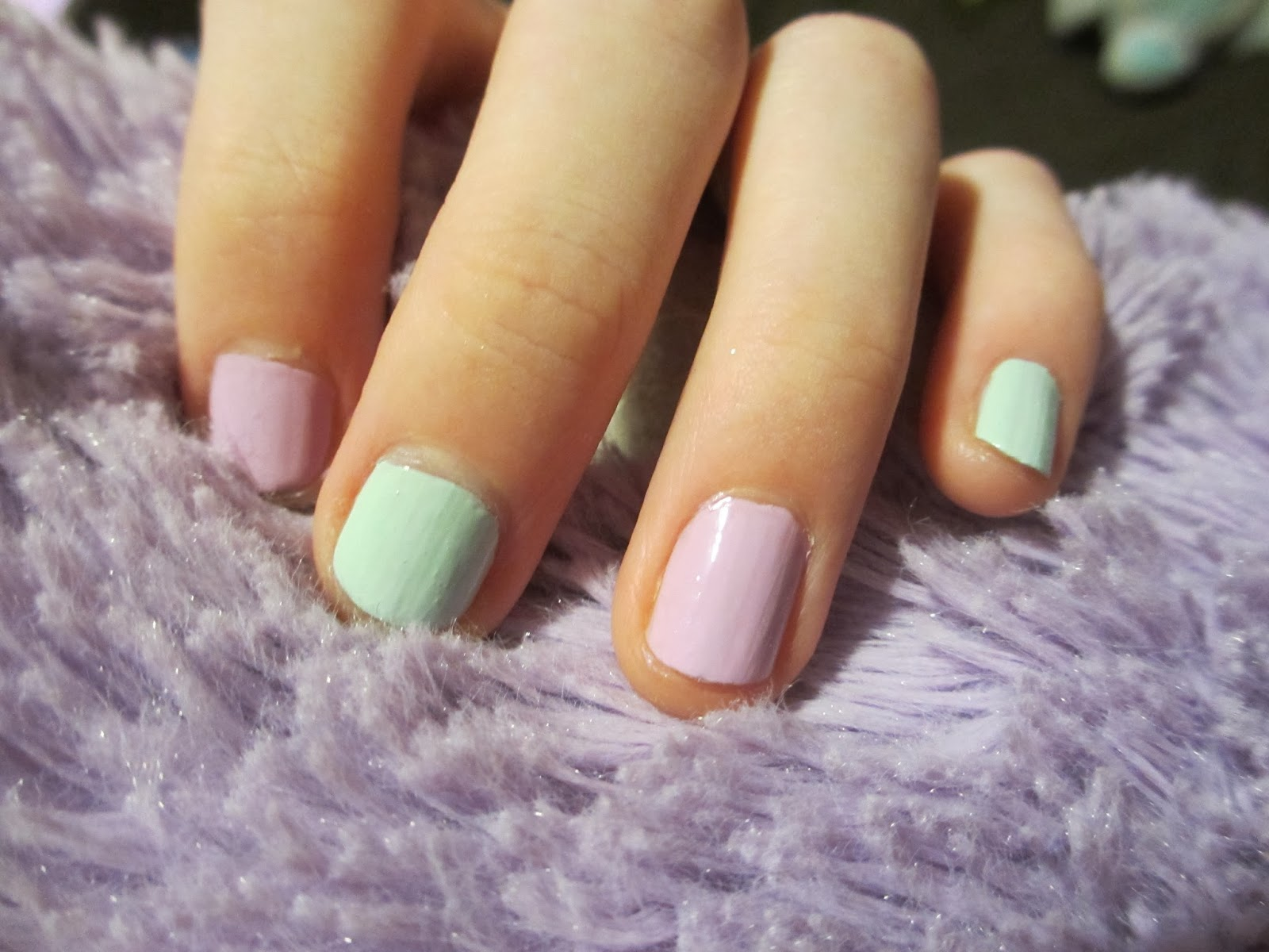 China Glaze - Sweet Hook and Refresh-mint