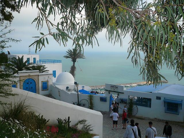 Loulou Blogue Trotteuse Photos Sidi Bou Said