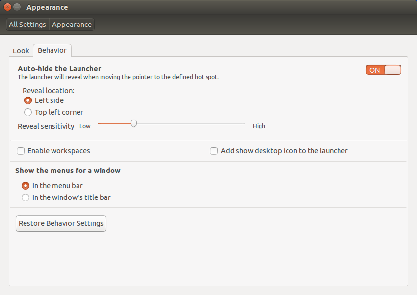 How to Make Ubuntu 14.04 LTS Trusty Tahr Look Like Mac OS X