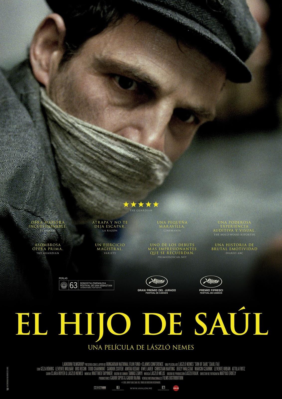 El hijo de Saúl (2015)