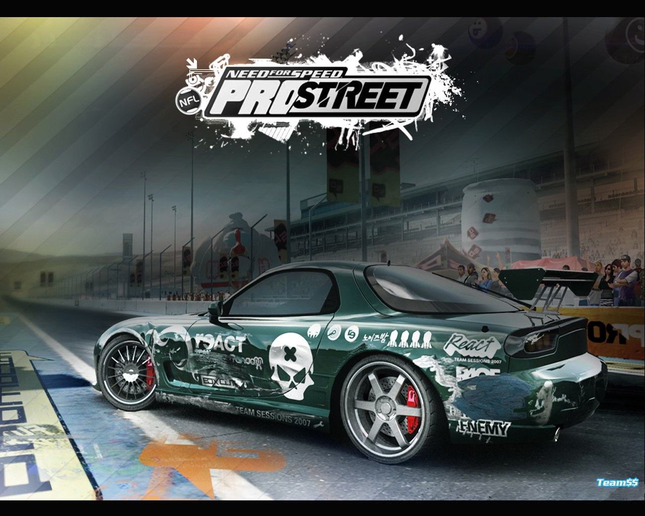 SCREEN WALPAPER: Need for speed most wanted wallpaper
