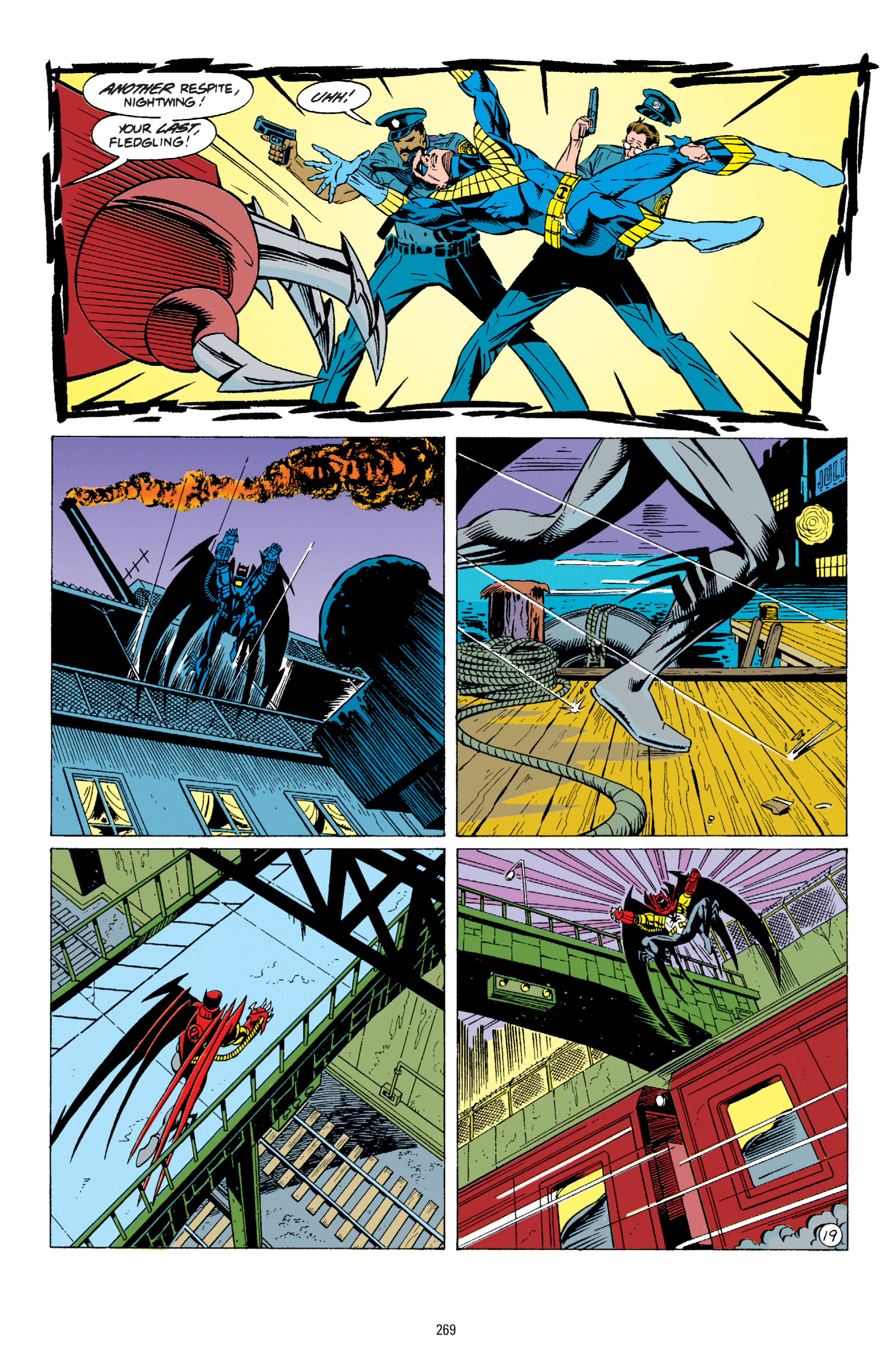 Detective Comics (1937) Issue #677 Page 19