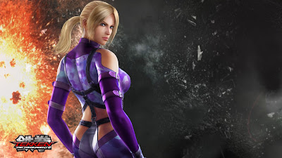 Nina Williams Tekken Tag Tournament 2 Wallpaper