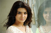 Samantha latest Gorgeous Looking Saree Photo Shoot Gallery-thumbnail-8