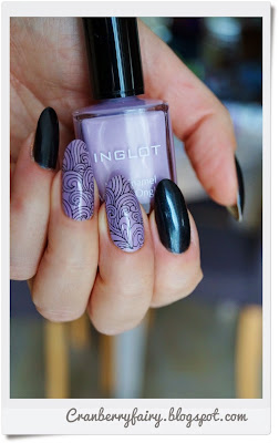 fioletowy Inglot