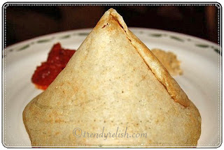 Brown Rice – Quinoa Dosa