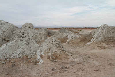 Salton Sea Mud Pots