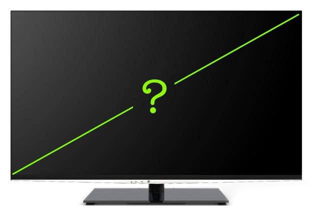 tamanho de tela de tv recomendada para salas