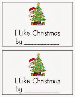 http://www.teacherspayteachers.com/Product/I-Like-Christmas-A-Differentiated-Emergent-Reader-with-Focus-Words-I-like-the-431614